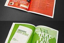Magazines & books design