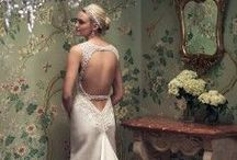 Dramatic Backs / All attention is on you when you walk down the aisle... / by Casablanca Bridal