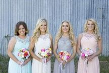 Bridesmaid Dress / Gorgeous country bridesmaid dresses with boots at the best prices! Your bridesmaids will wear these dresses again and again!