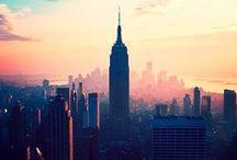 New York, New York / Best city in the world <3