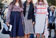 Modesachen. / Fashion. Streetstyle.