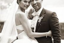 Celebrity Weddings / Get some wedding day inspiration from your favorite A-list celebrities.