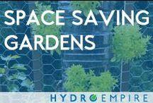 Space Saving Gardens