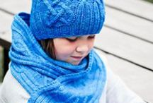 Cozy Accessories / I love my accessories! I dye yarn fro them, I design them, I knit them! There is nothing like a warm woolly hug on cold days. / by Anadiomena's Designs