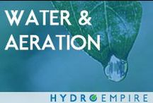 Water & Aeration