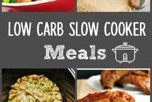 Bariatric Slow Cooker / Slow cooker meals for weight loss surgery (Bariatric) patients that are low in carbs, but rich in protein.