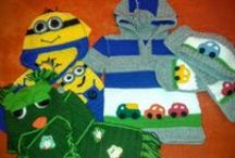 My Stuff - Crocheted by Andreea