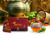 GAnoDErma / The RIGHT Teas, coffees and other stuff one's body really can use