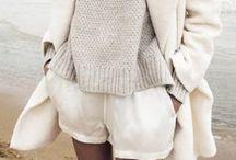 Style in Creme, Sand &Weiß ♡