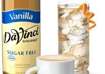 DaVinci Gourmet Beverages & Recipes