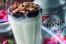 Monin USA Beverages & Recipes
