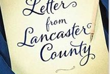 A Letter from Lancaster County / Kate Lloyd's newest book!