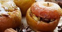 Rezepte: Bratapfel / Ob mit oder ohne Marzipan, für den Kaminabend, an Weihnachten oder einfach nur zwischendurch. Hier gibt's alle Rezepte für einen leckeren Bratapfel pur, klassisch oder als Füllung, als Sirup oder als Nachtisch, Torte und in Marmeladen.