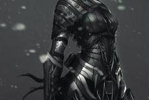 D&D character inspiration