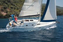 Our Boats / We have a range of boats to suit you... From our Jaguar 27s and Beneteau 311s if it is just you and your other half, to our larger 40 and 50ft Beneteaus for larger families and groups of friends...