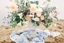 wedding flowers / Flower and decorative inspiration for weddings and special occassions