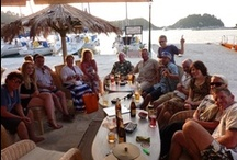 Lead Boat Photos / Our Lead Boats and their 2013 season - pictures straight from the crew out in Greece.