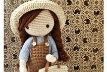 Dolly -Crochet, knitting