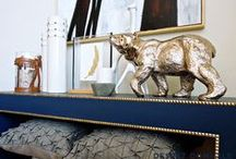 Animal Furnishings / add a hint of animal to your home