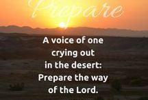 Advent through Epiphany