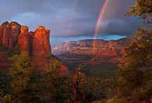 a d v e n t u r e . AZ. S e d o n a . O a k . C r e e k . C a n y o n / Red Rock Bliss! / by Cathy Oliver
