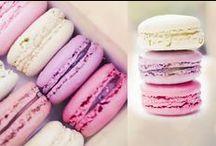 Macarons / My guilty pleasure. / by Keren Mizrahi