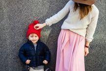 Kid's Fashion / Stylish little girls and boys.