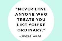 Love Quotes / Get inspired by our board dedicated to love!