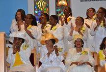 Women's Day Mount Zion Missionary Baptist Church Milwaukee / Women Under Construction