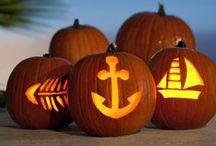 Nautical Pumpkins / Ever wondered how sailors celebrate halloween?
