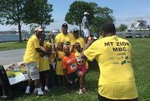 UNCF / United Negro College Fund Mount Zion Missionary Baptist Church partnership