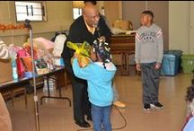Missions in Action / Outreach events lead by Mount Zion Missionary Baptist Church Milwaukee