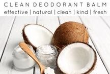 One Powerful Little Pot / Clean Deodorant Balm by The Natural Deodorant Co.