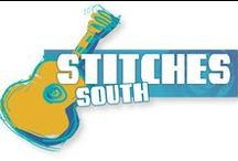 STITCHES South 2015 / Crochet Classes | Fun Events | Market Floor | Gaylord Opryland Hotel | Nashville, TN | April 23 -26, 2015 / by Crochetville