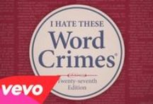"The ""WRITE"" stuff"