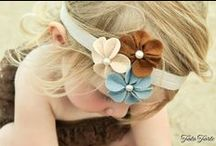 Cute hair / Hairstyles for little bubs