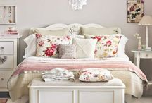 Bedroom / Soft furnishings/colours