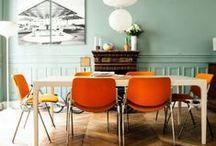 ⚊ Salle à manger ⚊ / Retrouvez nos coups de cœur mobilier et déco de salle à manger!