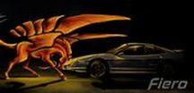 Pontiac Fiero GT / Pontiac Fiero 1988 GT, best modification, best condition, original PR