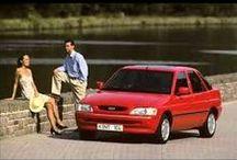 KrejCars / In Memoriam: Cagiva Mito, Opel Corsa, Ford Escort, Ford Focus