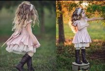 Little Girl Fashion / Cute clothes and accessories for Lucy