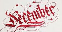 Calligraphy / Styles and techniques