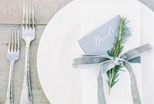 greenery wedding / Wedding design ideas inspired by the 2017 pantone colour of the year - greenery.