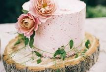 blush & dusty rose wedding / Inspiration for a blush and dusty rose themed wedding