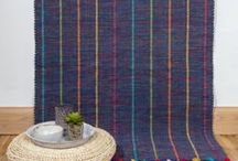 Summer Holiday / Colours, textures and the tropics! Bring the summer into your home.