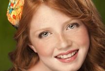 Portraits / Photogenic /ˌfōtəˈjenik/  (noun) a headshot or portrait used to compete in beauty pageants