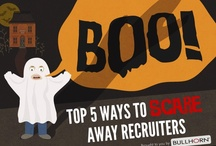 Infographics / Interesting infographics about recruiting staff