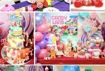 Party and Birthday Ideas / by Ybd Figueroa