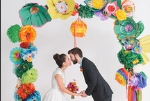 Inspire: DIY wedding projects / Love a little DIY? Try these projects...