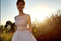 Inspire: Wedding dresses / Jaw dropping threads for your special day
